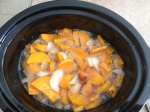 Sweet Potato Carrot Soup Crock Pot