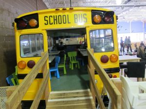 The School Bus Cafe!