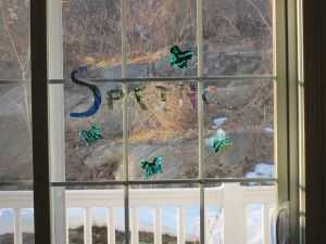 Spring Window Keeper