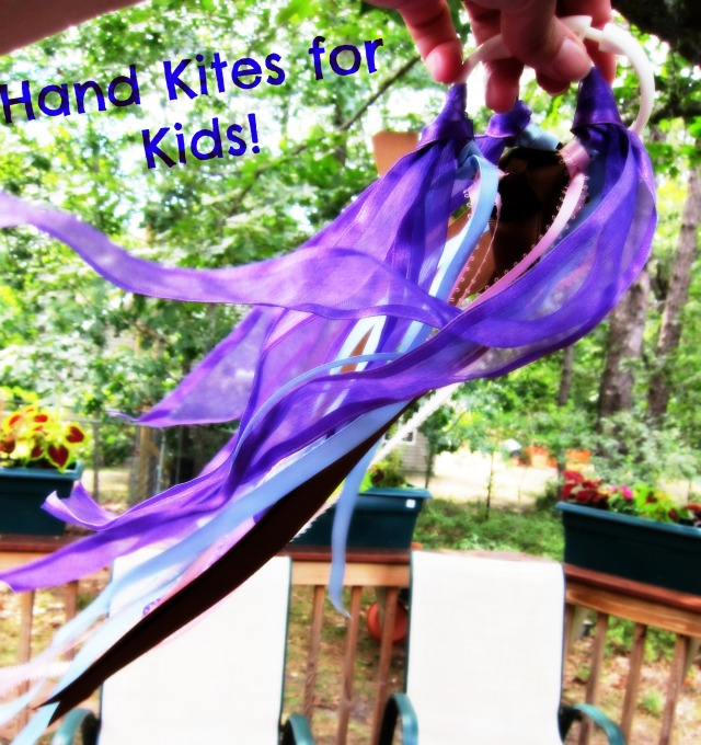 Hand Kites for Kids